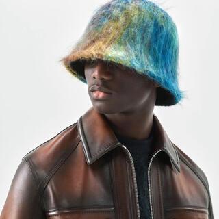 ラフシモンズ(RAF SIMONS)のvintage  hat(ハット)