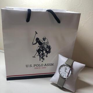 ポロラルフローレン(POLO RALPH LAUREN)のU.S. POLO ASSN. 腕時計 36mm(腕時計)