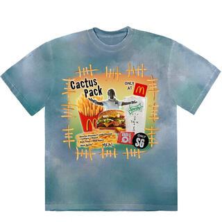 カクタス(CACTUS)のTravis Scott × McDonald's マクドナルド tシャツ(Tシャツ/カットソー(半袖/袖なし))