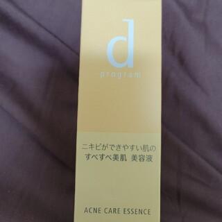 ディープログラム(d program)の資生堂 dプログラム アクネケア エッセンス  敏感肌用(50ml)(美容液)