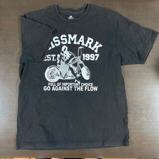 kissmark - キスマーク Tシャツ ブラック Lサイズ