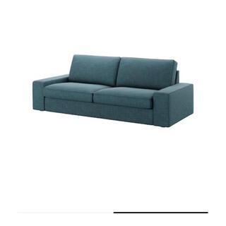イケア(IKEA)のシーヴィクソファーカバー(ソファカバー)