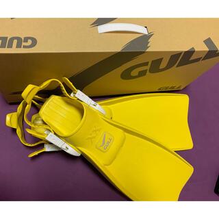 GULL - GULL (箱付き)スーパーミューXX Sサイズ ストラップフィン