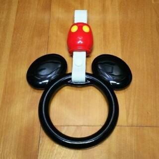 ディズニー(Disney)の激レア ディズニー リゾートクルーザー ミッキー つり革(車内アクセサリ)