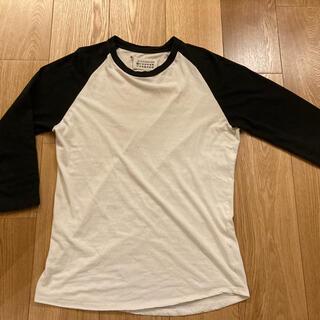 マルタンマルジェラ(Maison Martin Margiela)のマルタンマルジェラ⑩ ベースボールシャツ 名作(Tシャツ/カットソー(七分/長袖))
