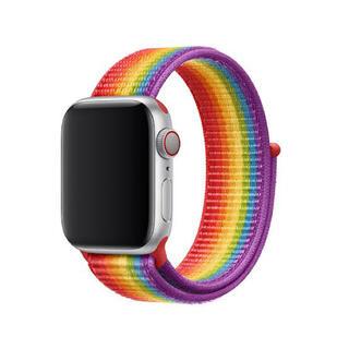 アップル(Apple)の新品未開封✨Apple Watch Band44mm Sport Loop(その他)