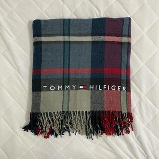 TOMMY HILFIGER - 【レア未使用品】TOMMYチェック柄ブランケット毛布(複数購入で10%値下げ!)