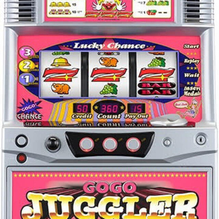 キタデンシ(北電子)のGOGOジャグラー 実機 コイン不要付き 引き取り限定(パチンコ/パチスロ)