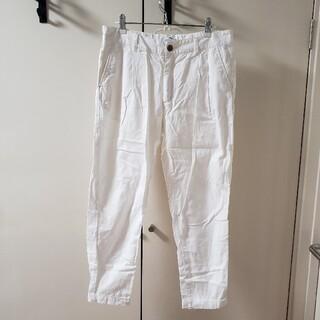 バックナンバー(BACK NUMBER)のbacknumber パンツ 白 ホワイト(カジュアルパンツ)