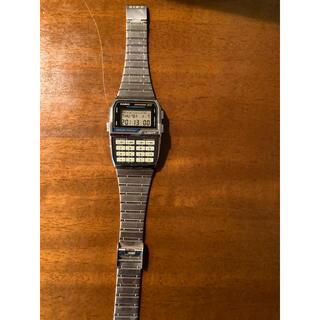 カシオ(CASIO)のカシオ データバンク80 アンティーク(腕時計(デジタル))