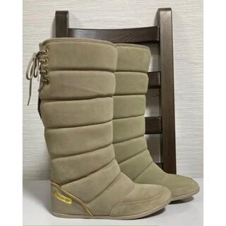 アディダス(adidas)の★アディダス オリジナルノーザンブーツ ベージュ23cm★(ブーツ)