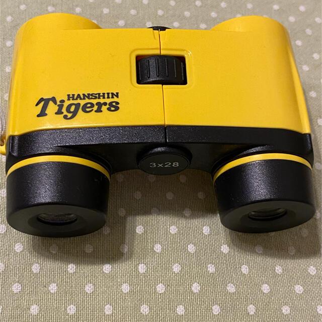 阪神タイガース(ハンシンタイガース)の阪神タイガース スポーツグラス 双眼鏡 スポーツ/アウトドアの野球(応援グッズ)の商品写真