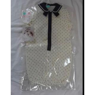 アカチャンホンポ(アカチャンホンポ)の赤ちゃんドレスオール100%綿50-60cm(セレモニードレス/スーツ)
