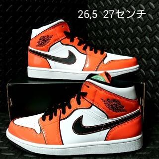 ナイキ(NIKE)のAir Jordan 1 Mid SE Turf Orange(スニーカー)