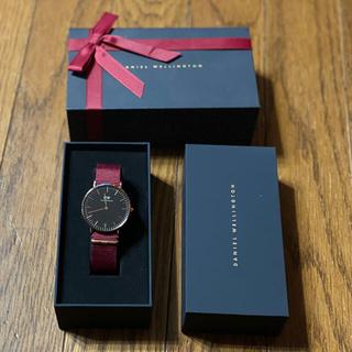 ダニエルウェリントン(Daniel Wellington)のダニエルウェリントン Classic Black Roselyn 36mm (腕時計)