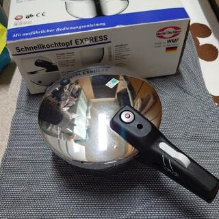 ヴェーエムエフ(WMF)のWMF  ヴェーエムエフ圧力鍋3.0L  (鍋/フライパン)
