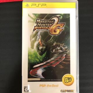 カプコン(CAPCOM)のモンスターハンターポータブル 2nd G(PSP the Best) PSP(携帯用ゲームソフト)