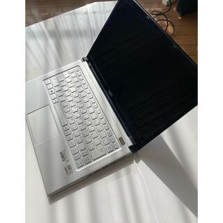 エヌイーシー(NEC)のNEC LaVie Z PC-LZ550MSS(ノートPC)