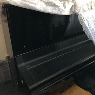 ヤマハ(ヤマハ)のアップライトピアノ ヤマハ ブラック U3C YAMAHA(ピアノ)