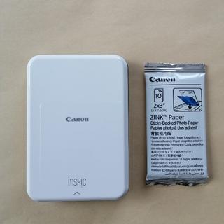 キヤノン(Canon)のキャノン ミニフォト プリンター  PV―123(その他)