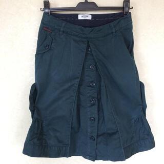 モスキーノ(MOSCHINO)の新品 モスキーノ マーメイドラインスカート (ひざ丈スカート)