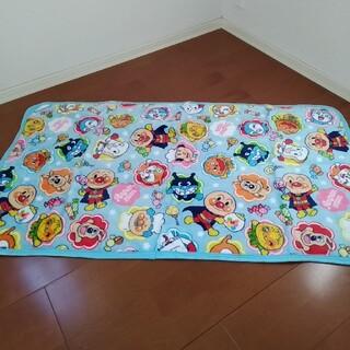 アンパンマン - アンパンマン 敷き毛布