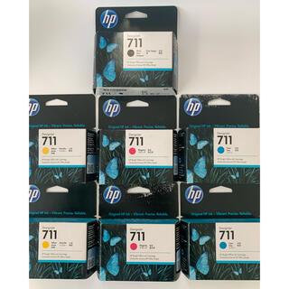 ヒューレットパッカード(HP)のhp プロッター  711 インクカートリッジ(オフィス用品一般)