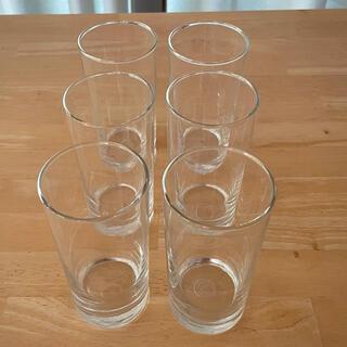 トウヨウササキガラス(東洋佐々木ガラス)のタンブラー6個(強化ガラス)(タンブラー)