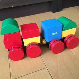 ブリオ(BRIO)のBRIO 車 列車(知育玩具)