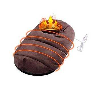 コーヒー電気足温器 30秒速熱 フットウォーマー 足先から温めて全身ぽかぽか ホ(電気ヒーター)