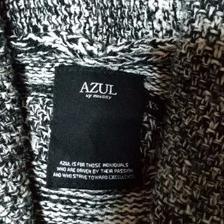 アズールバイマウジー(AZUL by moussy)のメンズ カーディガン(カーディガン)
