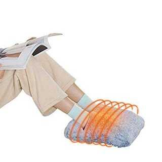 サファイアブルー電気足温器 5秒発熱 50・55・60の3階段の温度調整 電熱 (電気ヒーター)