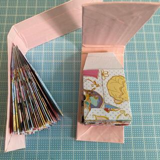 ディズニー(Disney)のミニ封筒 ディズニープリンス 各24枚セット売り(キッズ/ファミリー)