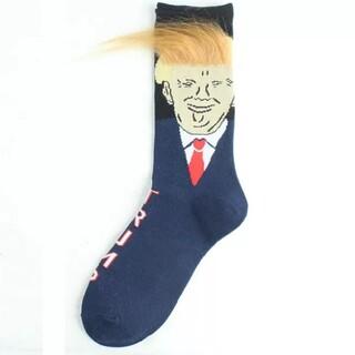トランプ大統領 ソックス 靴下(ソックス)