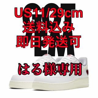 """ナイキ(NIKE)のNIKE AIR FORCE 1 """"VALENTINE'S DAY"""" 29cm(スニーカー)"""