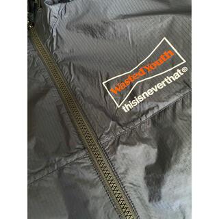 ジーディーシー(GDC)のwasted youth thisisneverthat jacket(ナイロンジャケット)