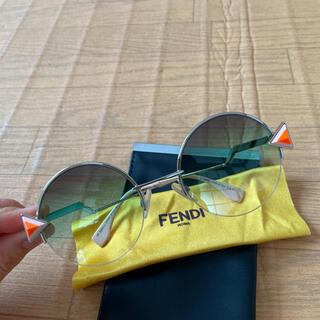 FENDI - フェンディ FENDI サングラス メガネ インスタ映え