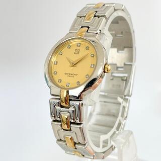 GIVENCHY - ジバンシー時計 レディース腕時計 12Pダイヤ 余りコマ有り