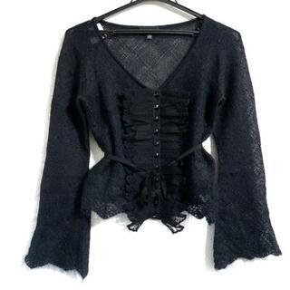 エポカ(EPOCA)のエポカ 長袖セーター サイズITL40 - 黒(ニット/セーター)