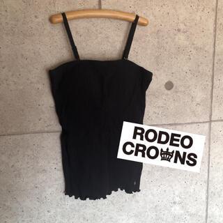 ロデオクラウンズ(RODEO CROWNS)のロデオクラウンズ キャミ S(キャミソール)