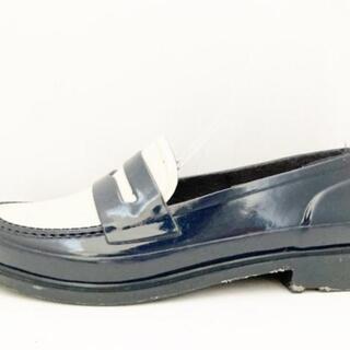 ハンター(HUNTER)のハンター ローファー 5 レディース -(ローファー/革靴)