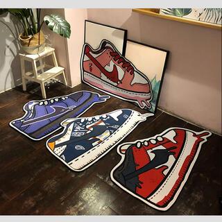 ナイキ(NIKE)のTravis Scott x Nike dunk SB 絨毯 マットラグ(カーペット)
