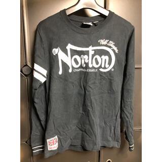 ノートン(Norton)のNorton ノートン(Tシャツ/カットソー(七分/長袖))
