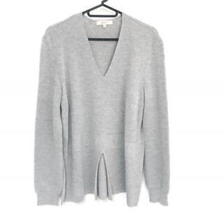 エポカ(EPOCA)のエポカ 長袖セーター サイズ40 M - グレー(ニット/セーター)