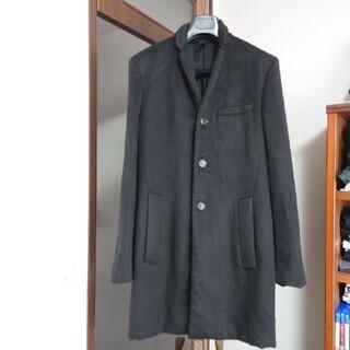 ディオールオム(DIOR HOMME)のディオールオム チェスターコート サイズ 44 ジャケットデニムパンツシャツ(チェスターコート)