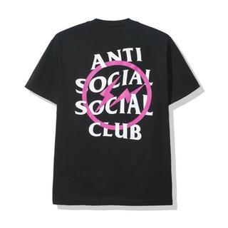 Fragment x Assc Bolt pink Tee ピンク(Tシャツ/カットソー(半袖/袖なし))