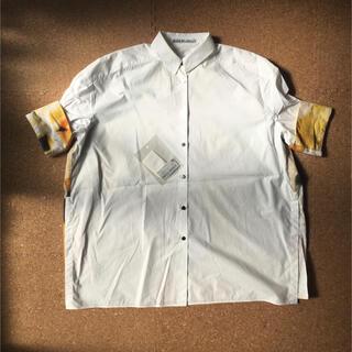 アクネ(ACNE)のACNE STUDIOS ブラウス LOOP WALL(シャツ/ブラウス(半袖/袖なし))