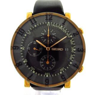 セイコー(SEIKO)のセイコー 腕時計美品  - 7T92-0TL0 メンズ(その他)