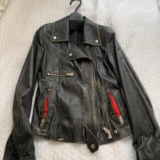 アパルトモンドゥーズィエムクラス(L'Appartement DEUXIEME CLASSE)のライダースジャケット(ライダースジャケット)