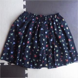 ニーナミュウ(Nina mew)の新品 ニーナミュウ 花柄スカート(ミニスカート)